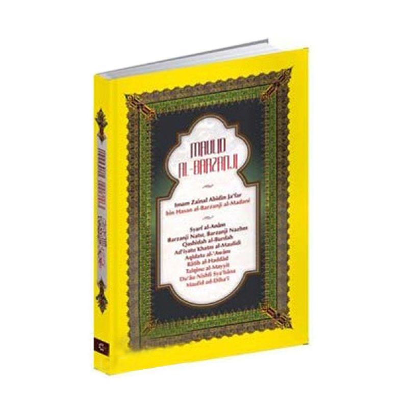 Toko Baca Terjemahan Lengkap Maulid Al-Barzanji by Imam Zainal Abidin Ja'far bin Hasan al-Barzanji Buku Agama