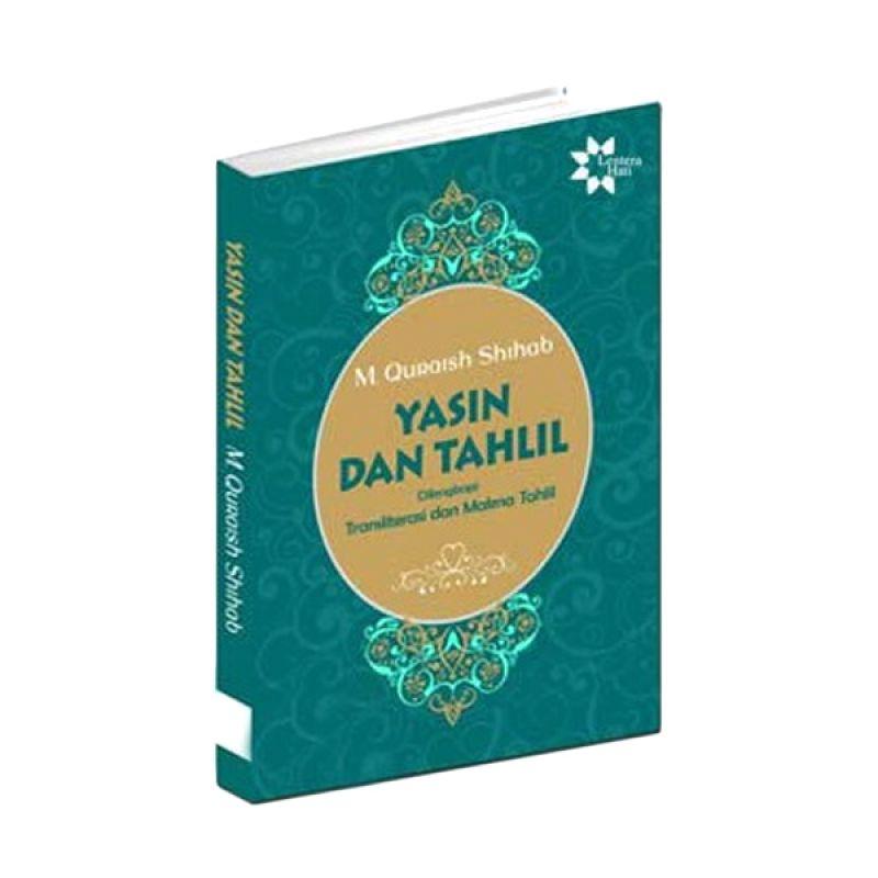 Toko Baca Yasin Dan Tahlil Disertai Transliterasi & Makna Tahlil by M. Quraish Shihab Buku Agama