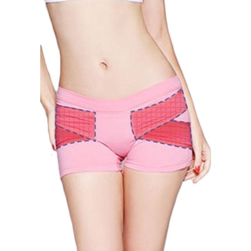 Toko Bagus Indo Beauty Hip Up Pink Sleeping Pants Pakaian Pelangsing