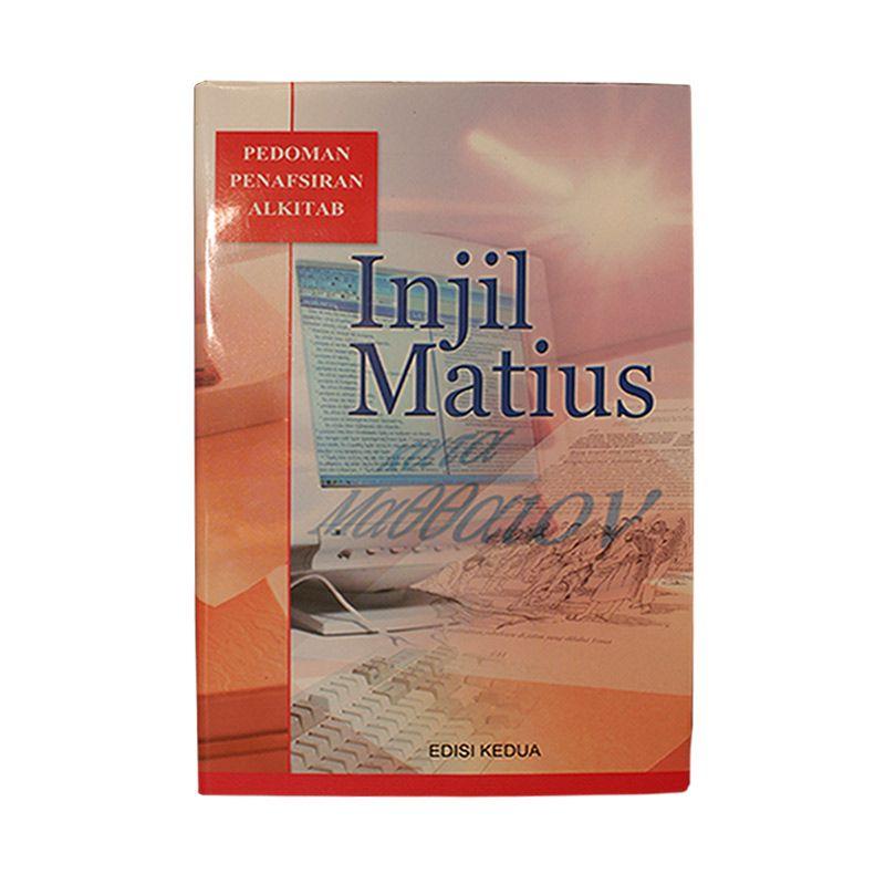LAI Pedoman Penafsiran Alkitab Injil Matius Buku Studi Alkitab [Edisi 2]