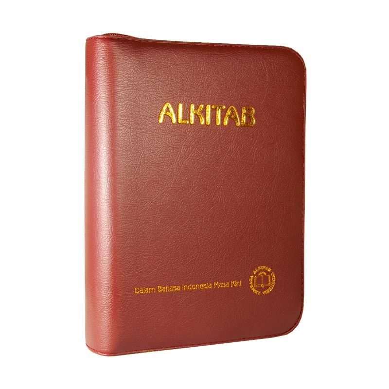Alkitab LAI BIMK054TI Maroon Alkitab [1060 g]
