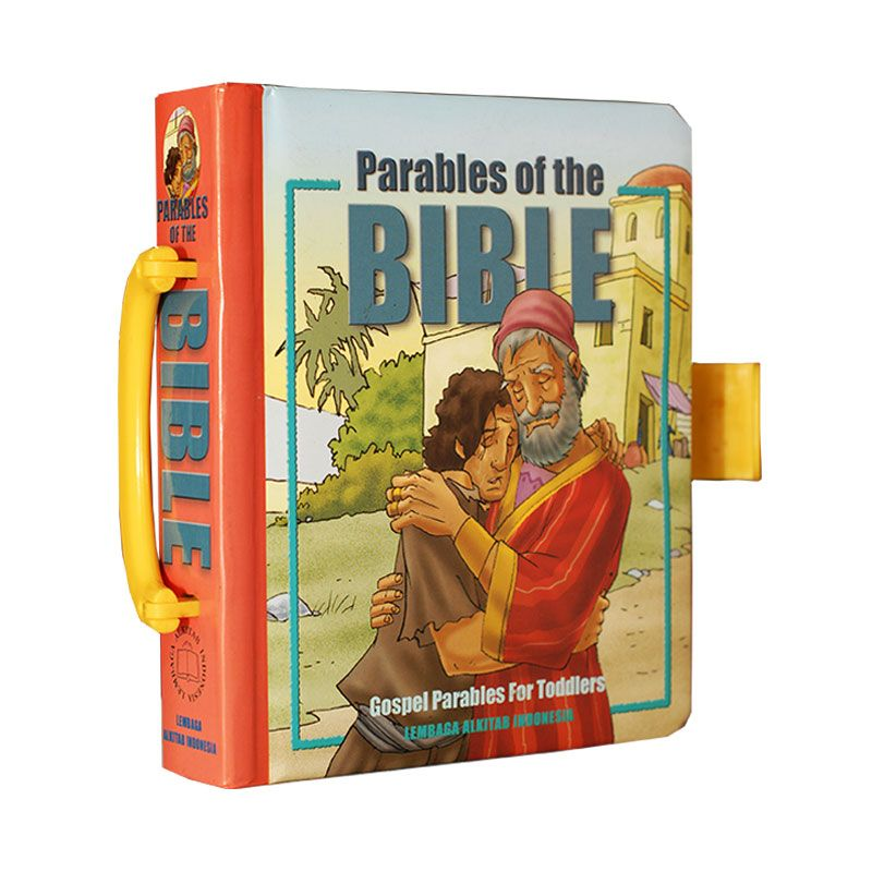 LAI Parables Of The Bible Handy Bible Story Book