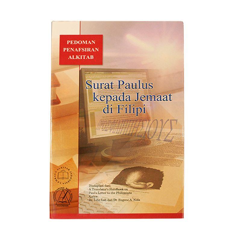 LAI Pedoman Penafsiran Alkitab Kolose & Filemon Buku Studi Alkitab