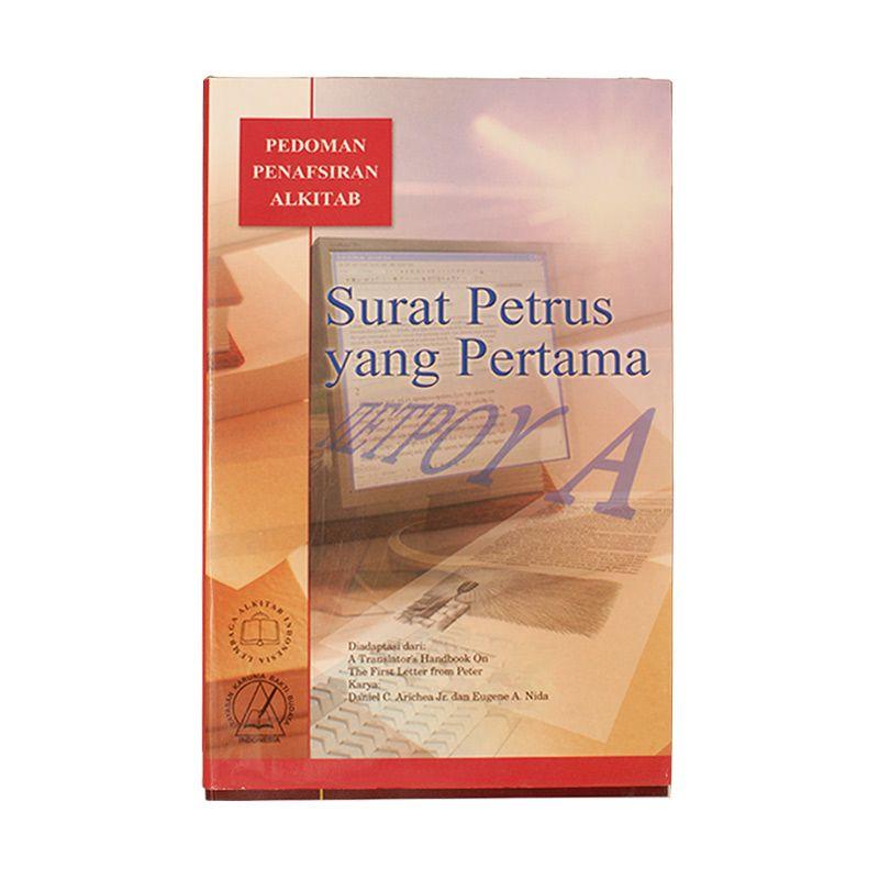 LAI Pedoman Penafsiran Alkitab Petrus 1 Buku Studi Alkitab