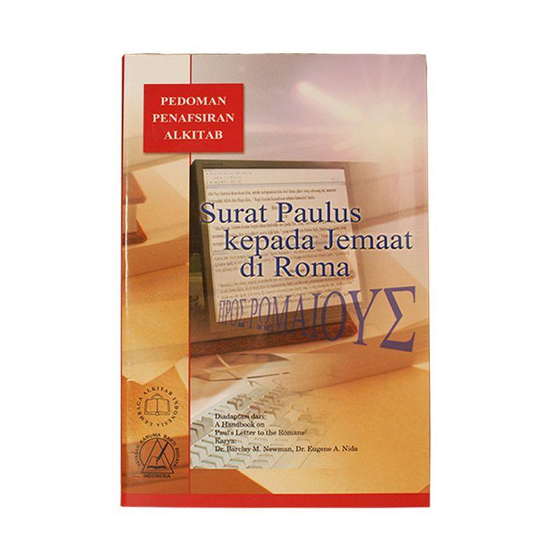 LAI Pedoman Penafsiran Alkitab Roma Buku Studi Alkitab