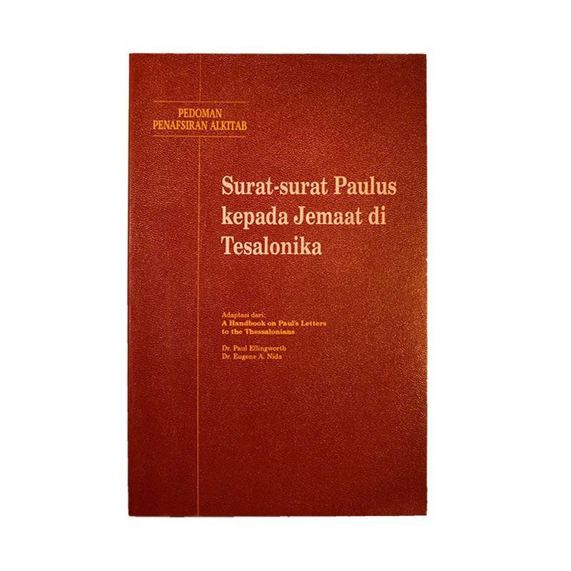 LAI Pedoman Penafsiran Alkitab Tesalonika Buku Studi Alkitab [190 g]