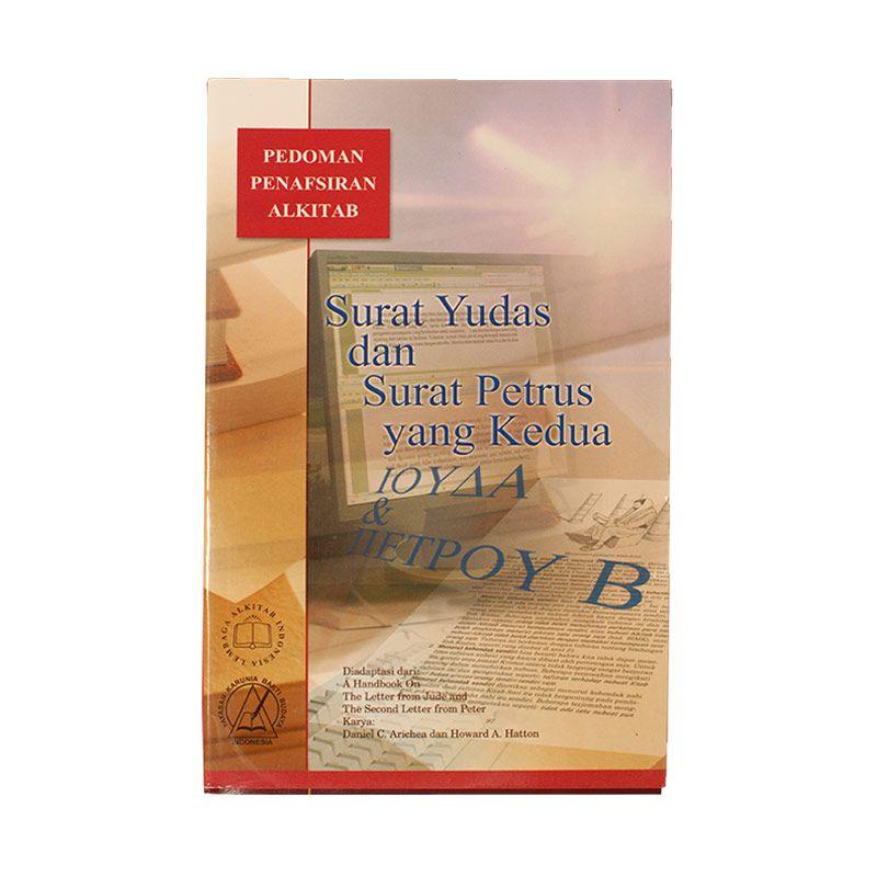 LAI Pedoman Penafsiran Alkitab Yudas dan Petrus 2 Buku Studi Alkitab