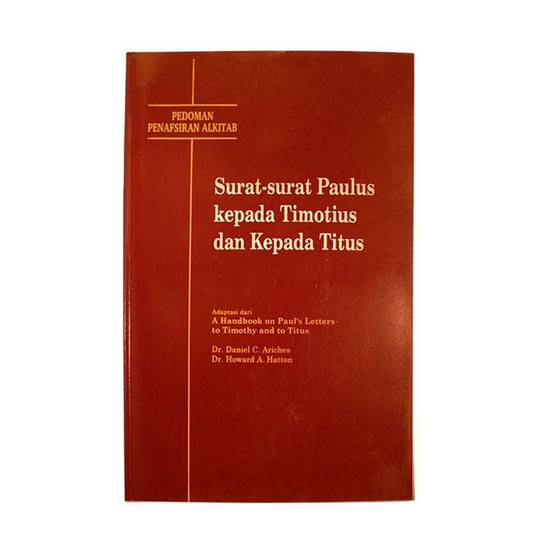 LAI Pedoman Penafsiran Alkitab1,2 Timotius dan Titus Buku Studi Alkitab
