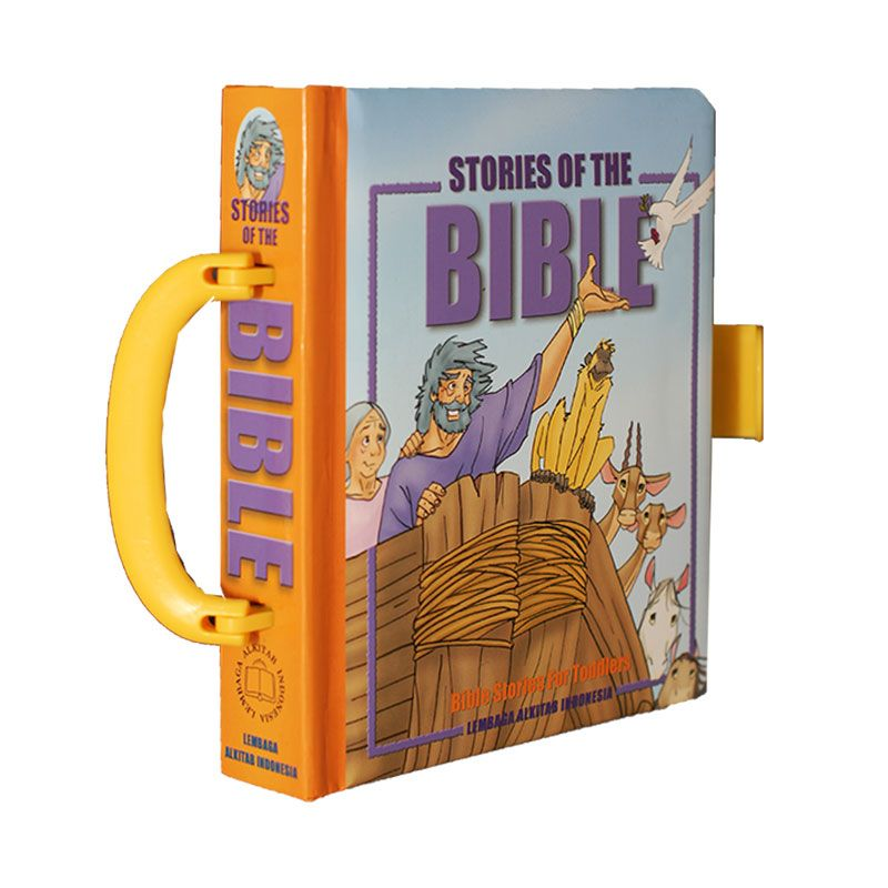 LAI Stories Of The Bible Handy Bible Story Book