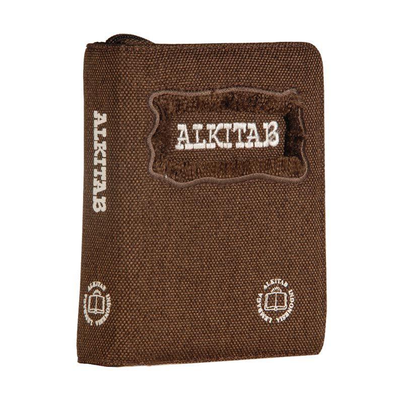 Alkitab LAI TB034TI Jeans Belel Coklat [400 g]