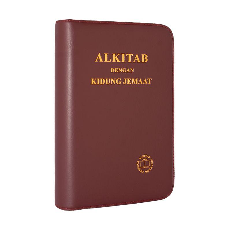 Alkitab LAI TB034TI-KJ-LB Coklat
