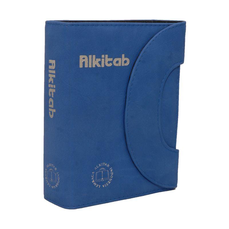Alkitab LAI TB034TI Tetris Monaco Biru [400 g]