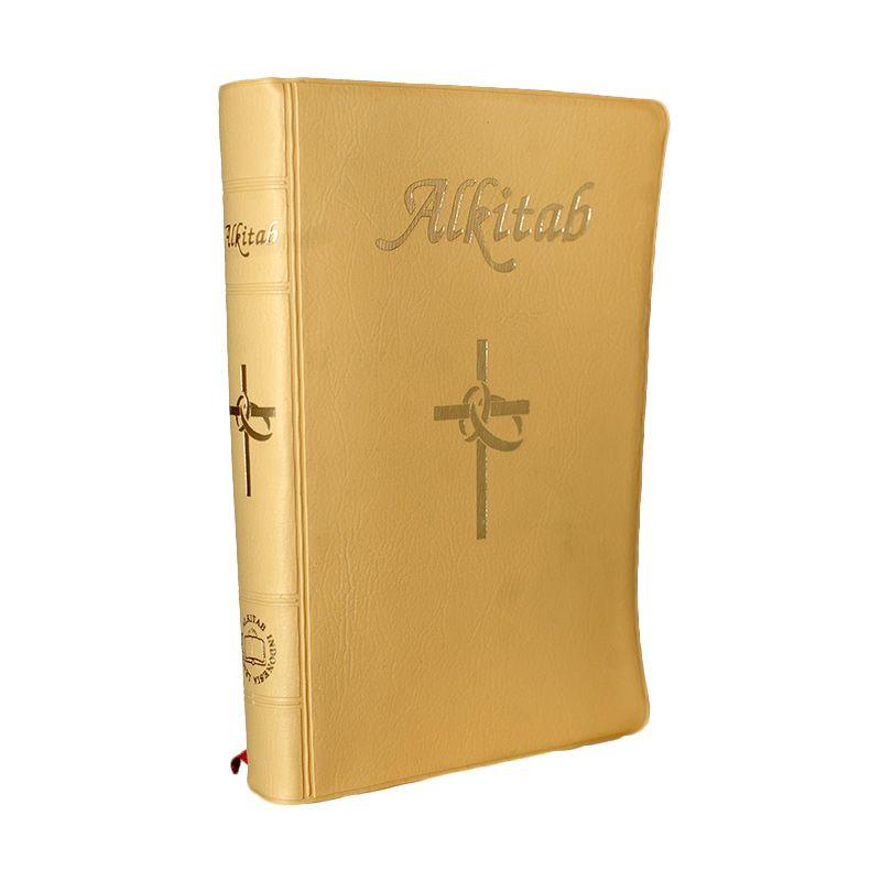 Alkitab LAI TB052TI Wedding Gold