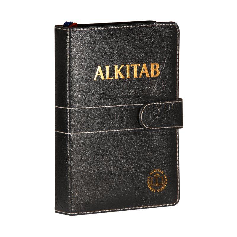 Alkitab LAI TB054TI Agenda Hitam  [550 g]