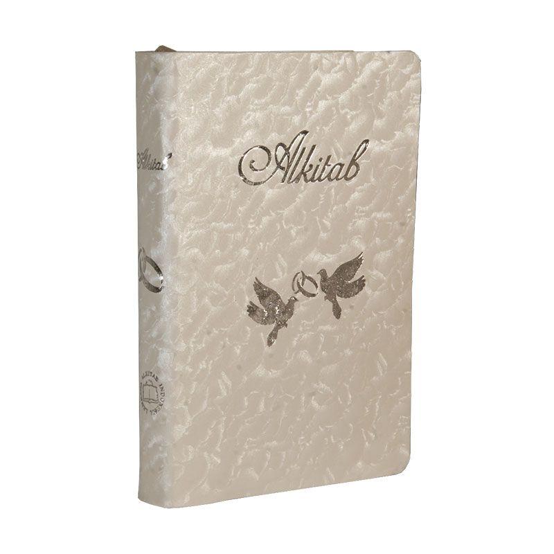 Alkitab LAI TB055TI Wedding Lux Putih  [550 g]