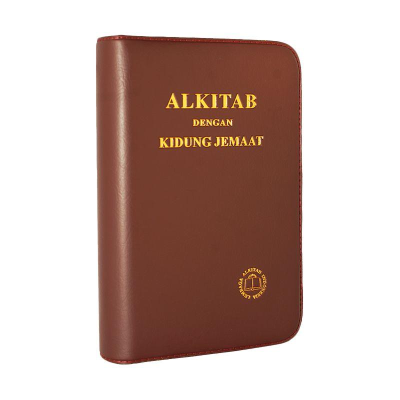 Alkitab LAI TB064TI-SL-KJ Coklat