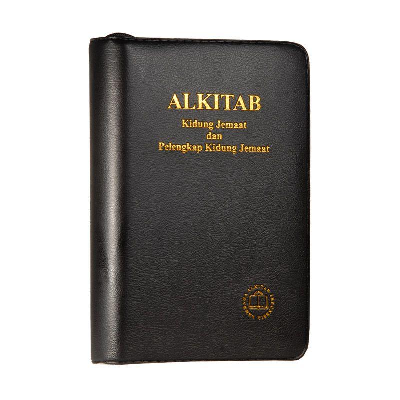 Alkitab LAI TB064TISL-KJ&PKJ Hitam [1300 g]