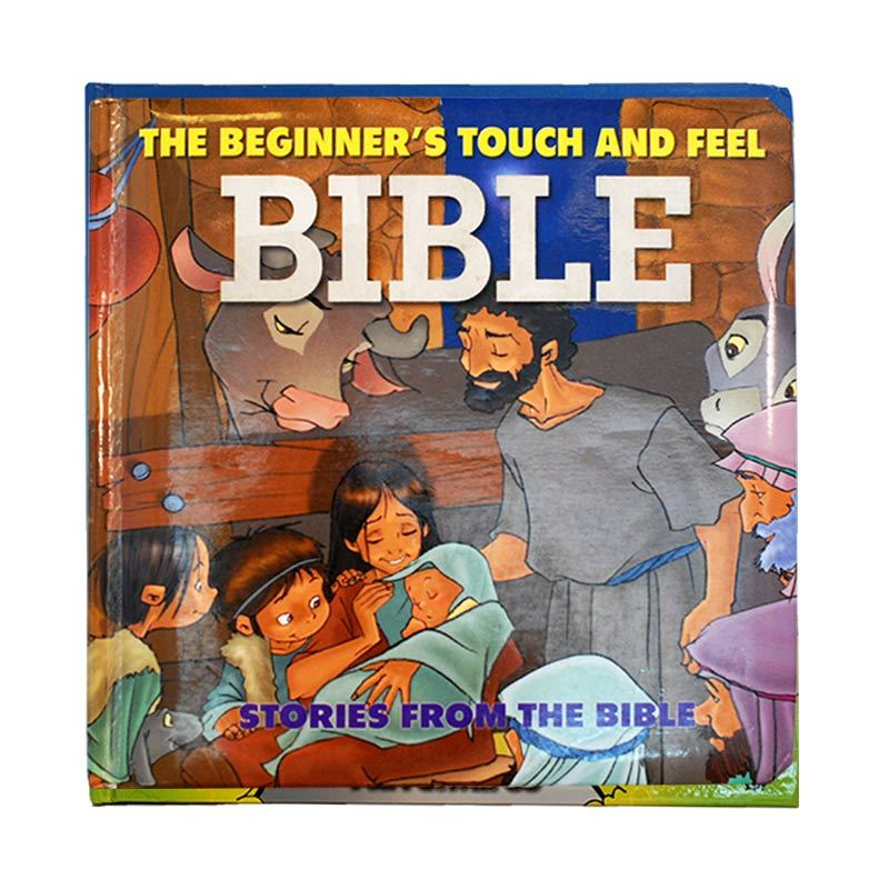 LAI The Beginners Touch And Feel Bible Story Book