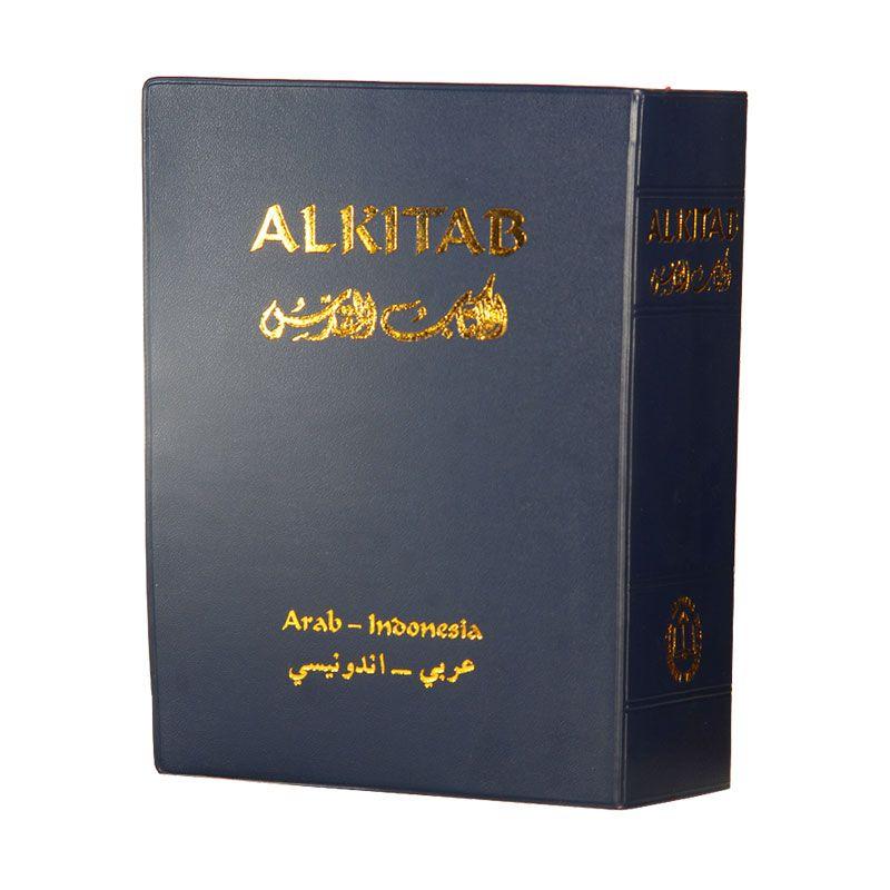 Alkitab LAI TIV/TAV062-Indonesia Arab Hitam [1250 g]