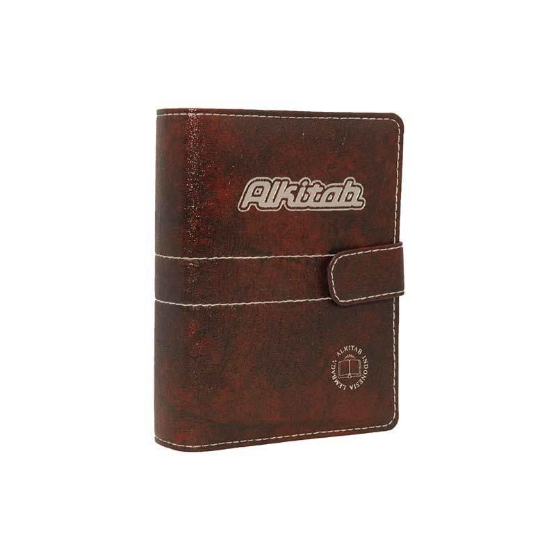 Alkitab LAI TB034TI Agenda Brown [400 gr]