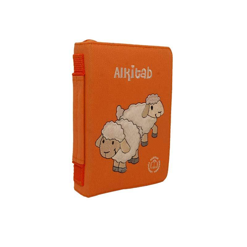 Alkitab LAI TB034TI Bulu Domba Orange [400 gr]