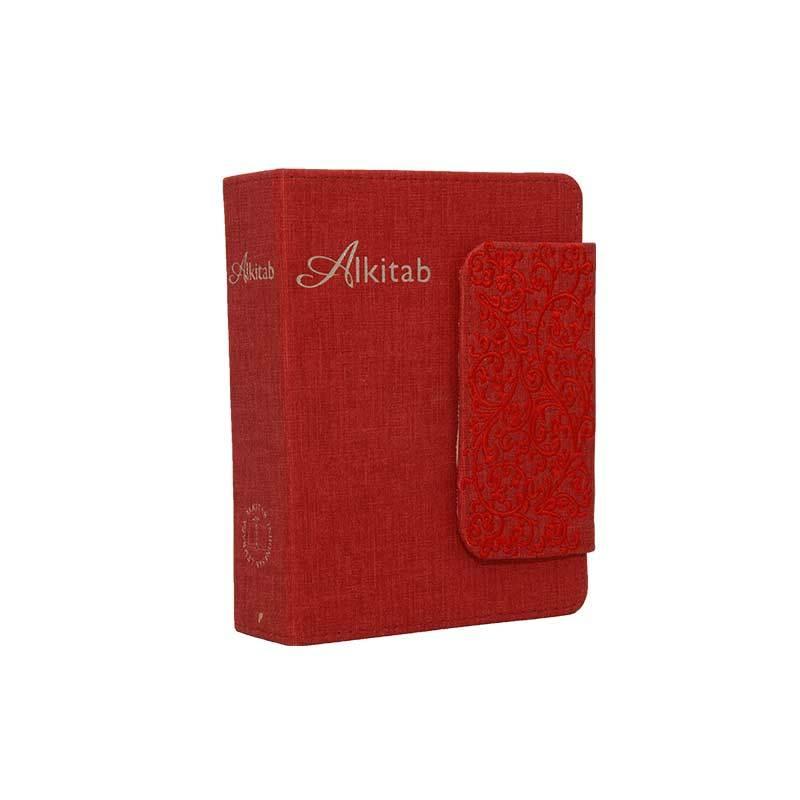 Alkitab LAI TB034TI Montana Agenda Red [400 gr]
