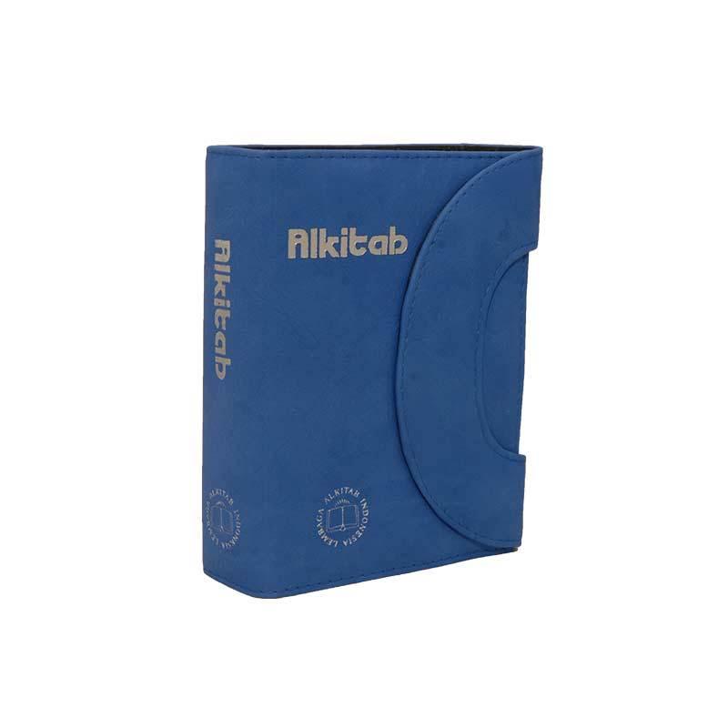 Alkitab LAI Tetris TB034TI Blue Alkitab [400 g]