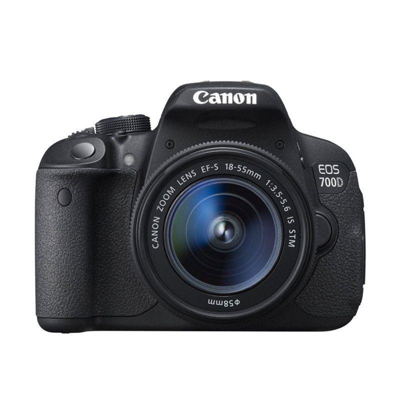 Canon EOS 700D Kit 1...5.6 IS STM