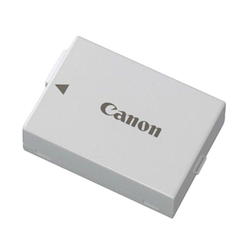 Canon LP-E8 White Batterai Kamera