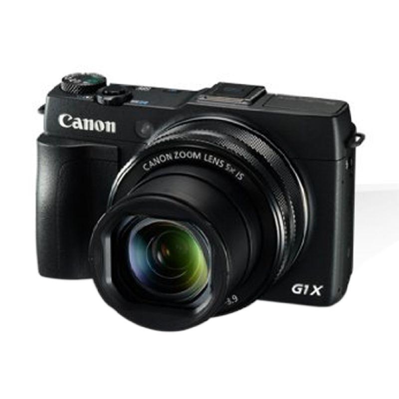 Canon Power Shot G1X Mark II Hitam Kamera