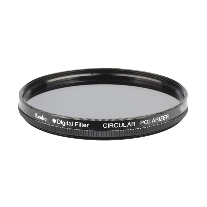 GP214 Circular Polarizer 52mm Filter Lensa for GoPro