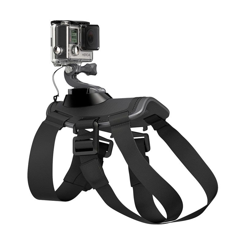 GP245 Dog Harness Strap For Action Cam