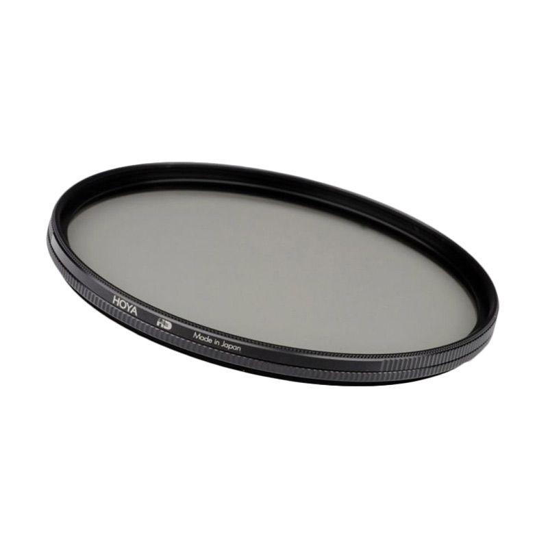 Hoya CPL HD 62 mm Hitam Filter Lensa
