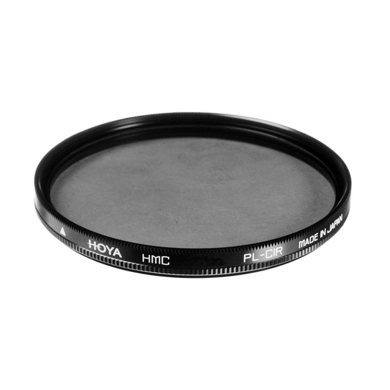 Hoya CPL HMC 58 mm Hitam Filter Lensa