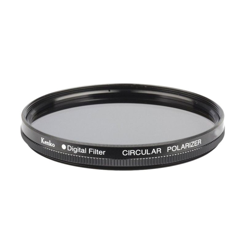 Kenko Circular Polarizer GP214 52mm Filter Lensa for GoPro