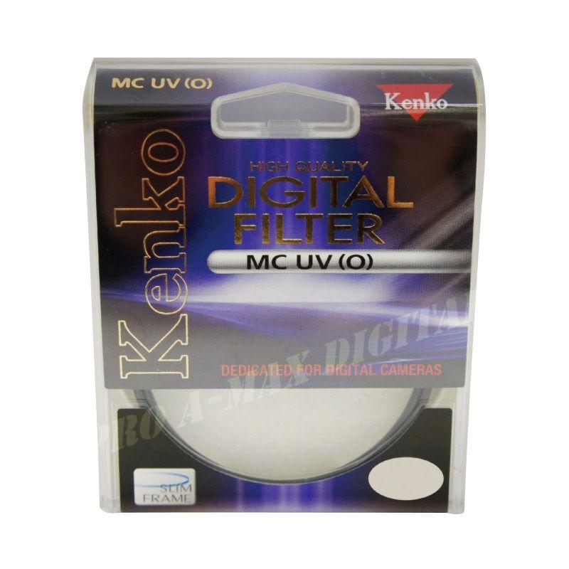 Kenko HQ Digital Filter MC UV (o) 77mm Filter Lensa
