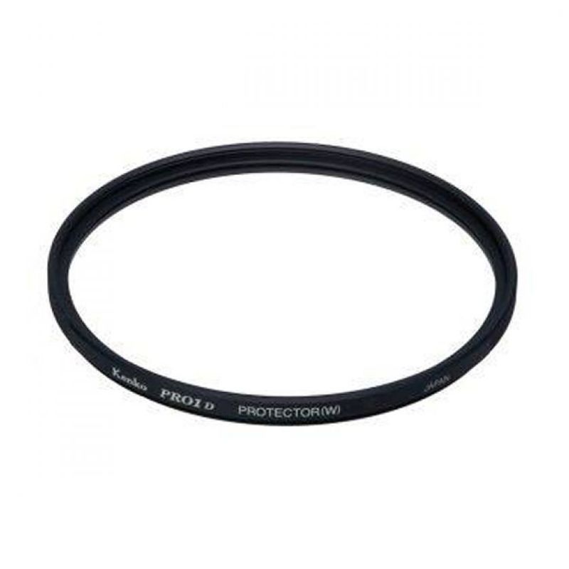 Kenko PRO1 Digital Protector (W) 52mm Hitam Filter Lensa