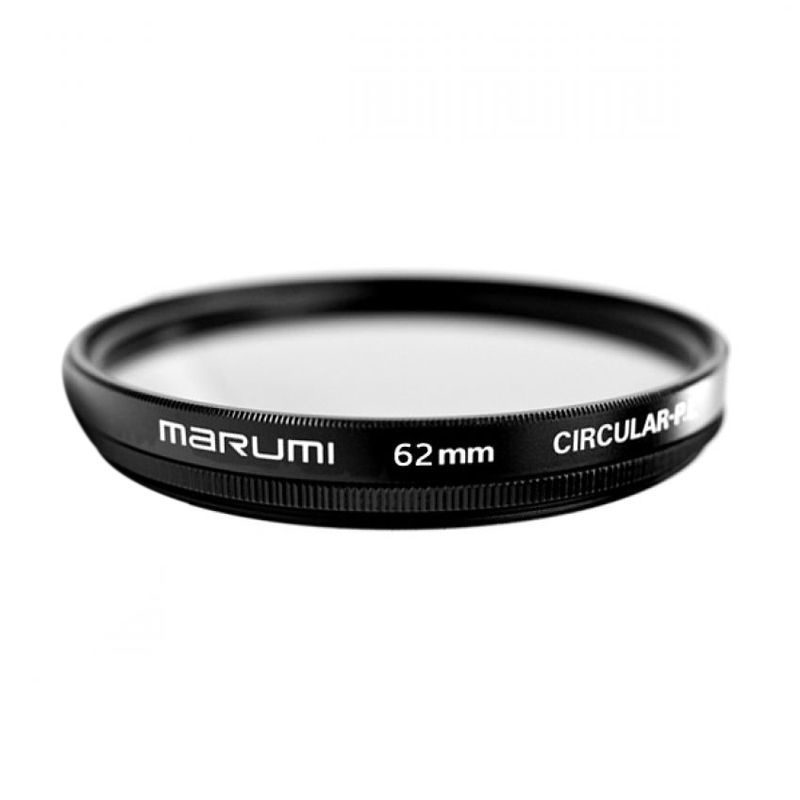 Marumi CPL 62mm Hitam Filter
