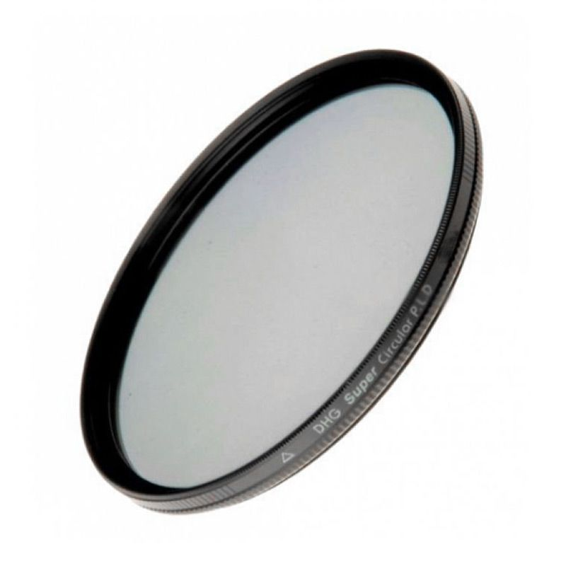 Marumi DHG Super Circular Polarizing 67mm Hitam Filter