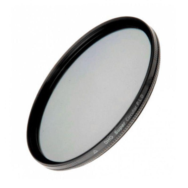 Marumi DHG Super Circular Polarizing 72mm Hitam Filter