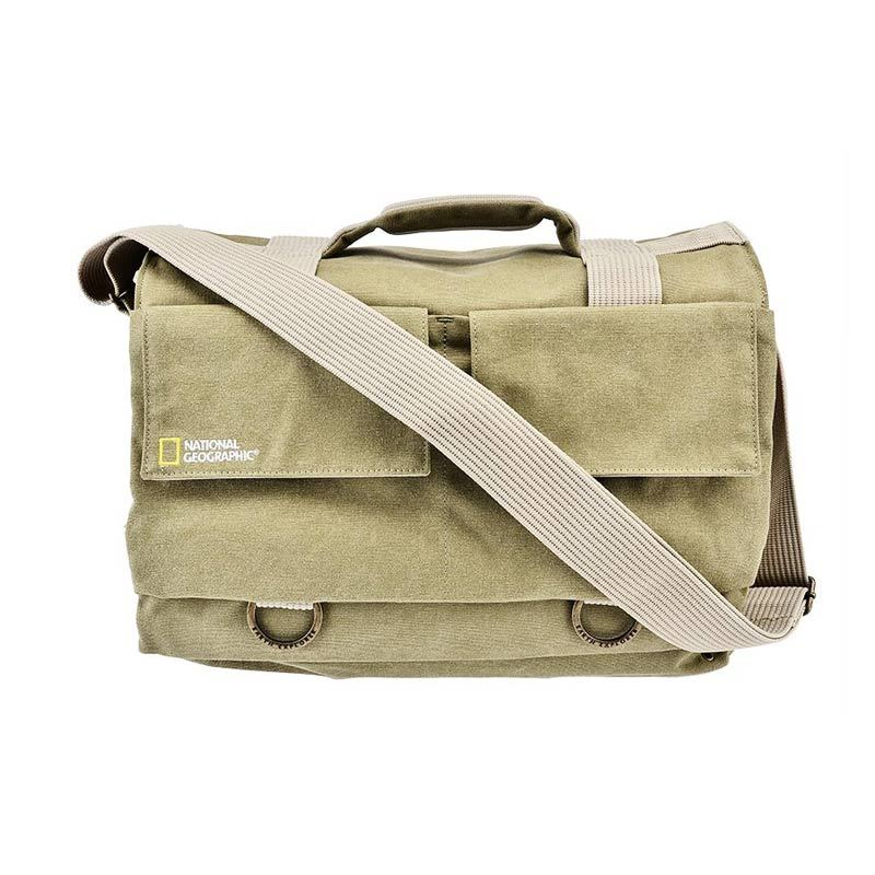 National Geographic NG 2478 Green Tas Kamera