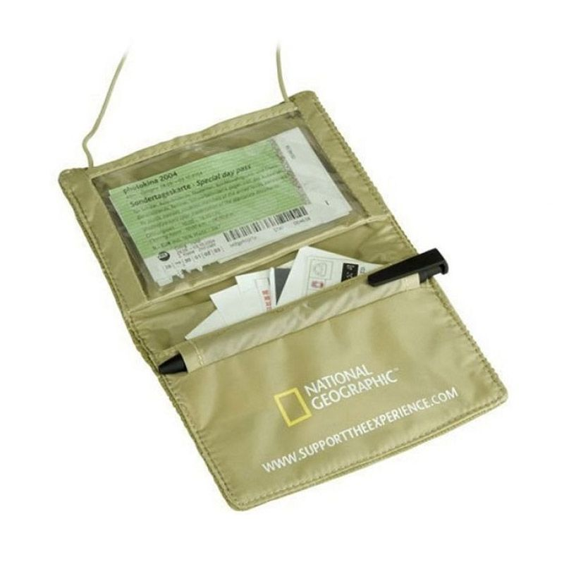 National Geographic NG 9100 Wallet Green