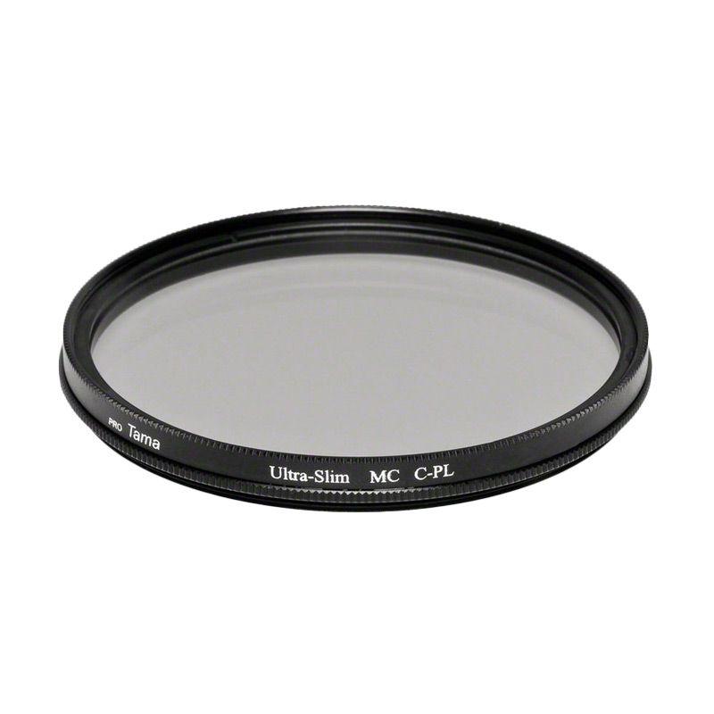 Protama Ultra Slim MC CPL 55mm Hitam Filter Lensa