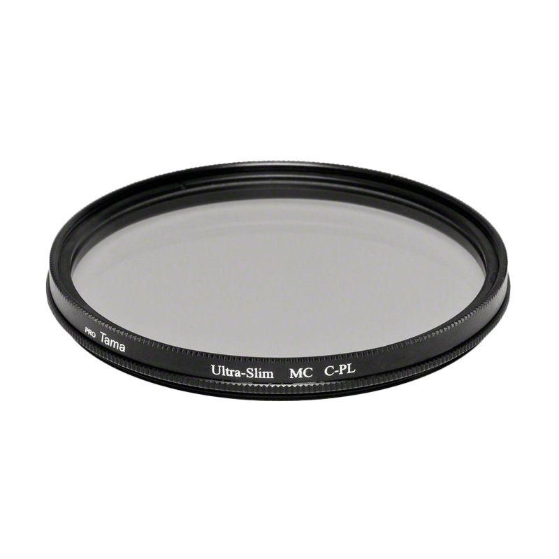 Protama Ultra Slim MC CPL 72mm Hitam Filter Lensa