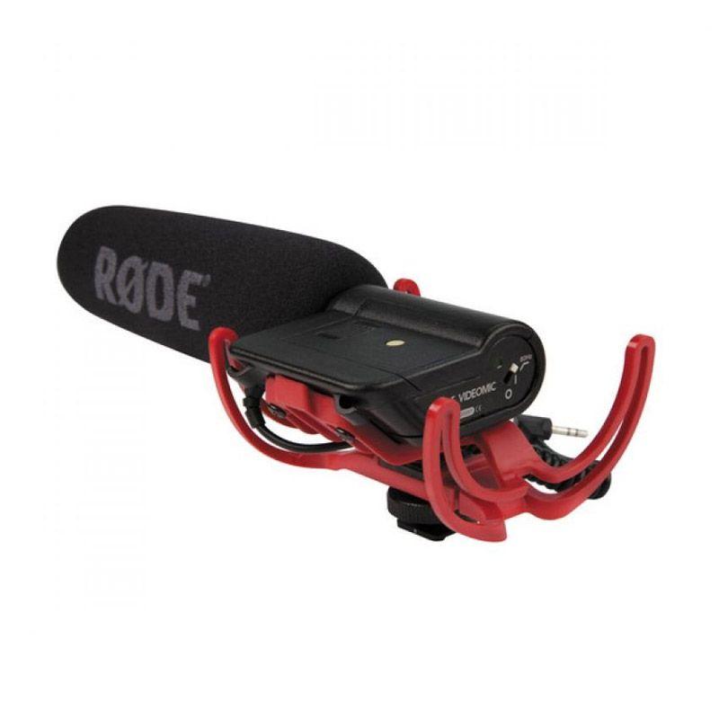 Rode Rycote Hitam Microphone Kamera