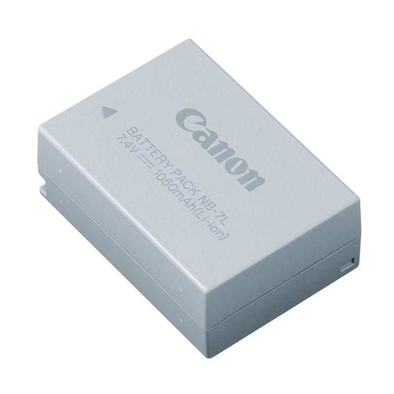SDV NB-7L Battery for Canon Putih Baterai Kamera