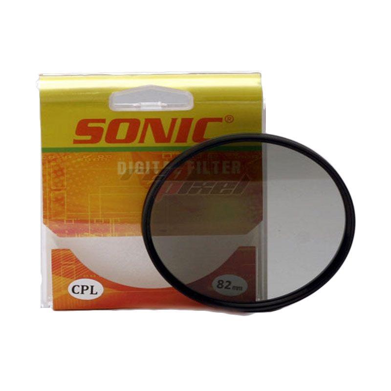 Sonic UV 72MM Filter Lensa Aksesoris Kamera