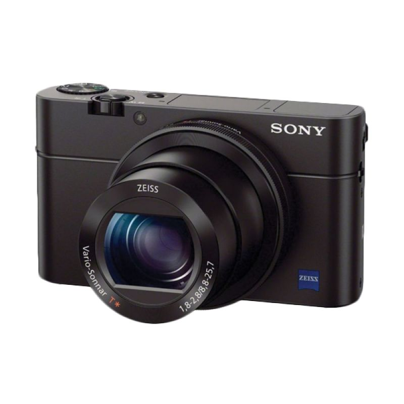 Sony Cyber-shot RX100 Mark III Kamera Pocket