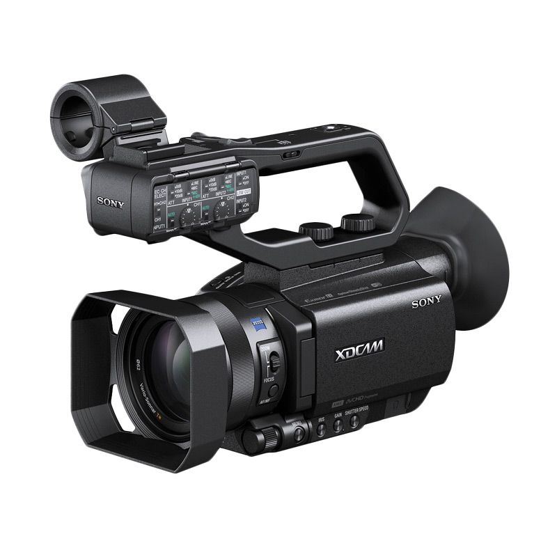 Sony Professional XDCAM PXW-X70 Camcorder Extra diskon 7% setiap hari Extra diskon 5% setiap hari Citibank – lebih hemat 10%