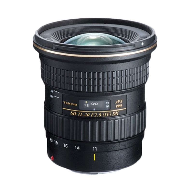 Tokina For Canon AT-X 11-20mm f/2.8 PRO DX Lensa Kamera